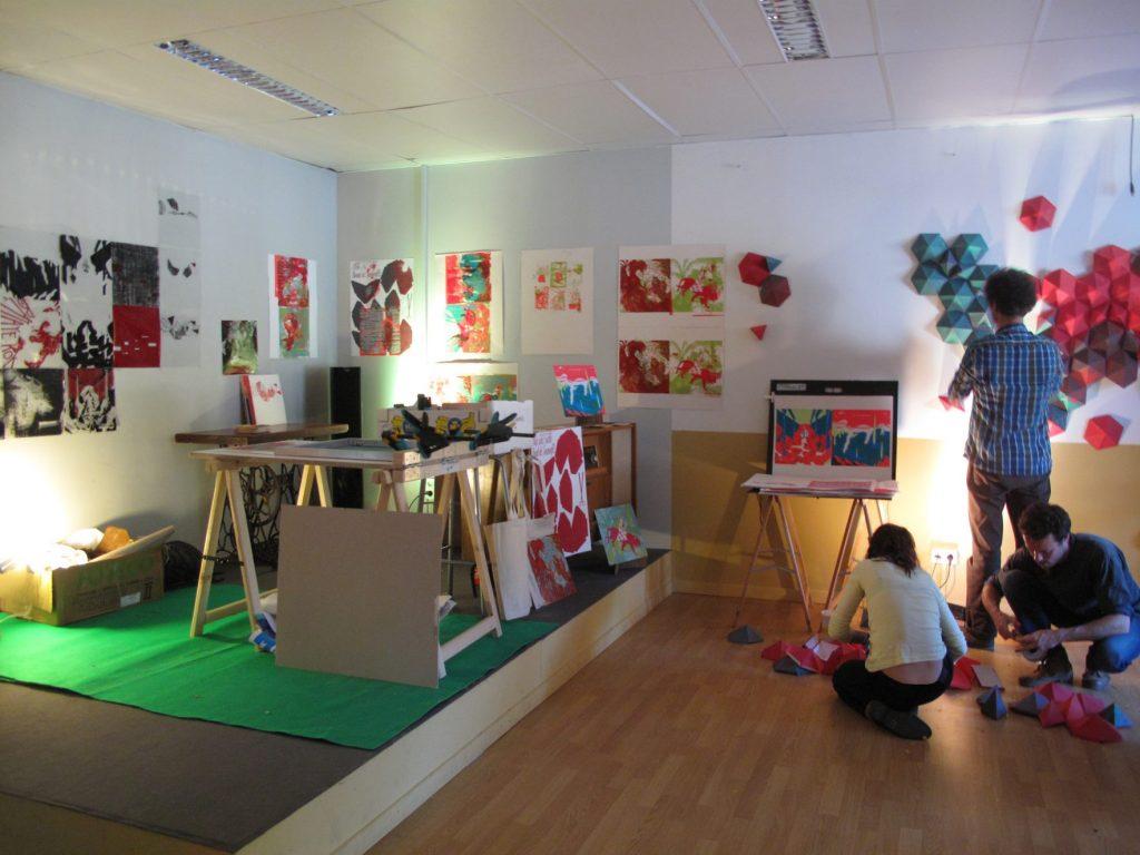 Ateliers Sauvages - Sérigraphie